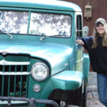 A Willys Truck Project for Father and Daughter