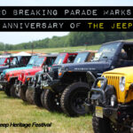 Bantam Jeep Heritage Festival Marks 75 Years of Jeep
