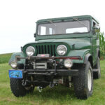 """Iron Will"" the Unstoppable Willys CJ-5"