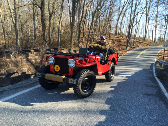 Mike Watson's Willys Jeep Restorations