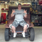 Emerging from the Storm, a Veteran's Passion for Jeeps