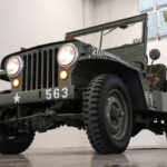 A Timeless Work of Art – The Willys Jeep