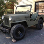Relax and Enjoy the Ride in your Willys Jeep
