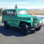 In Honor of a Friend – My Willys Wagon Restoration