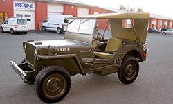 G. M. Signundsson - 1941 Ford GPW