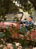 Ronald Reagan's 1962 Willys CJ-6