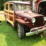 A Willys Wagon Restoration Worthy of Admiration