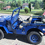 20 New Members of the Willys Jeep Blog Community