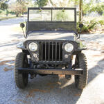 The Restoration of a New Family Heirloom – 1947 CJ-2A