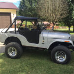 Kaiser Willys Jeep of the Week: 297
