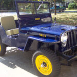 A CJ-2A Restoration Project Inspired by the Original
