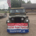 An M38A1 Restored in Honor of our Veterans