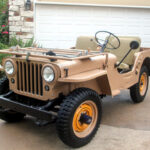 A Museum Worthy CJ-2A Restoration Project