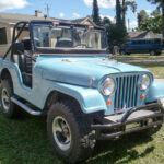 1966 CJ-5 Jeep – A Lifelong Class of Learning