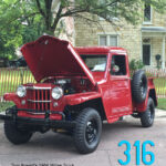 Kaiser Willys Jeep of the Week: 316