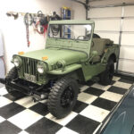 """Hank"" our Newest Family Member – Willys M38"