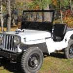 Kaiser Willys Jeep of the Week: 327