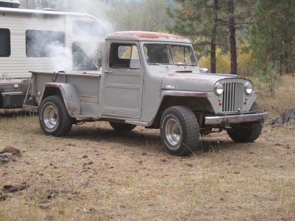 Steve Cole's 1949 Willys Truck