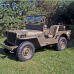 After a Life Long Admiration of Willys Jeeps I Finally Restored my Own