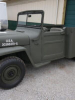 Brent Miller's 1955 Willys Cargo-Personnel Carrier Truck