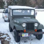 """""""Papa's Toy"""" – A 1956 Willys CJ-5"""