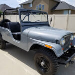 """Lucy"" the 1961 CJ-6 Rebuilt to Last Another 56 Years"