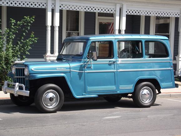 John Fraley's 1962 Willys Wagon