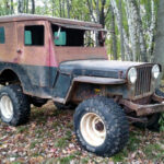 A Willys CJ-2A from the Past – Back Where it Belongs