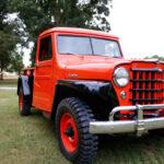 Just in Time – Secret Willys Truck Wedding Restoration