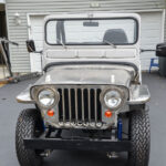 1957 Willys DJ-3A – A Life Full of Adventure and Service