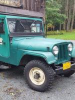 William Shaw's 1962 CJ-5