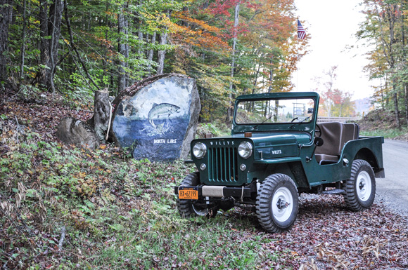 David Kardash's 1954 Willys CJ-3B