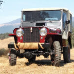 The Restoration of Ruby the 1952 Willys CJ-3A