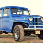 An Ongoing Wagon Restoration in a Willys Jeep Life