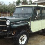 A Running Willys Wagon is Well Worth the Effort