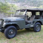 My 1953 Willys M38A1 – A Great American Workhorse