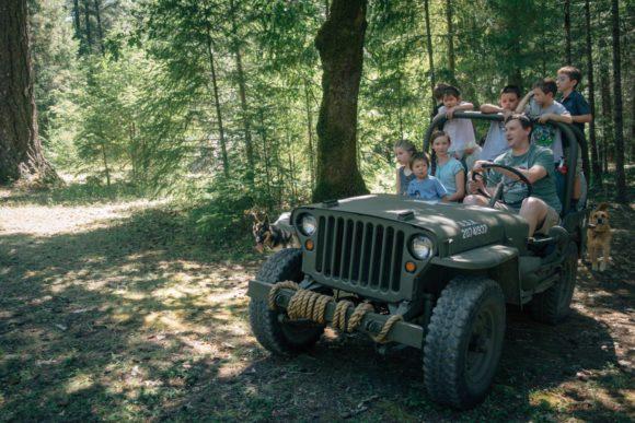 Dan Bowermaster's 1943 Ford GPW