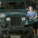 A Boy with Pure Dedication Restores a Willys M38A1