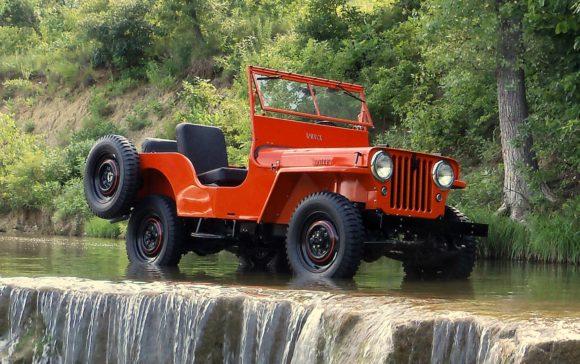 JW Heater's 1947 Willys CJ-2A