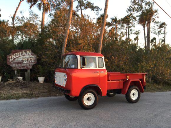 James Kaplan's 1960 FC-150
