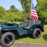 Rick Toering's 1953 Willys CJ-3A Restoration
