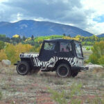 """Pegasus"" A Willys CJ-2A Workhorse and Survivor"