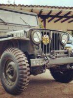 Cesar Vernaza's 1950 Willys M38