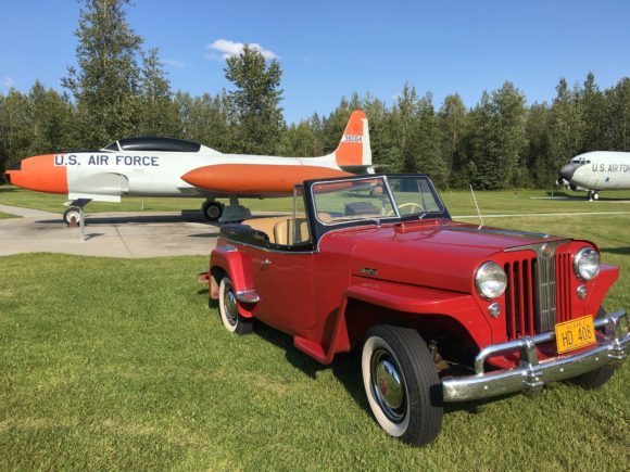 Gary Olson's 1949 Willys Jeepster