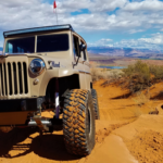 A Desert Willys Wagon Build in Memory of my Father