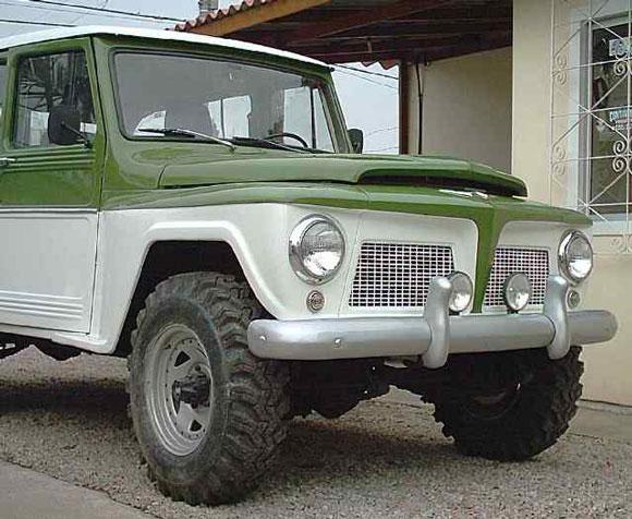 Cicero Franco's 1968 Brazilian Wagon