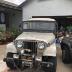 Restarting the Family CJ-5 After Years of Storage