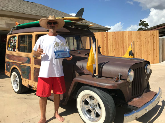 Jeff Kritz' 1947 Willys Wagon