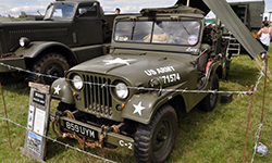 Peter Ricce - Willys M38A1