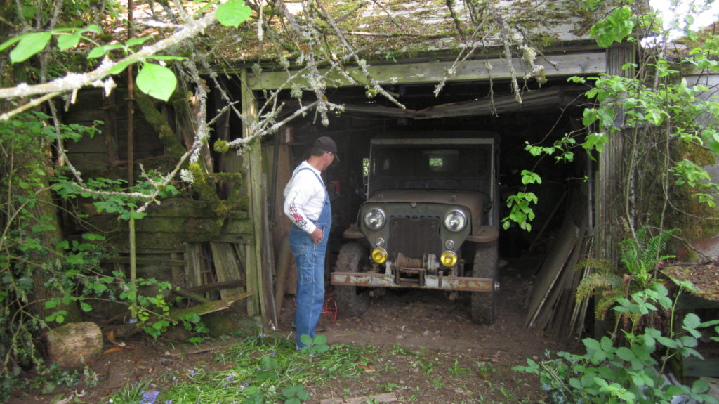 Michael Witt's 1953 Willys CJ-3B